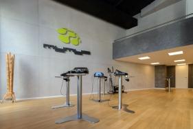 Betonoptik im Sportstudio MyMyo HD