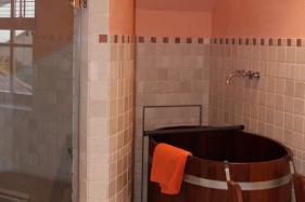 Glättetechnik im Badezimmer