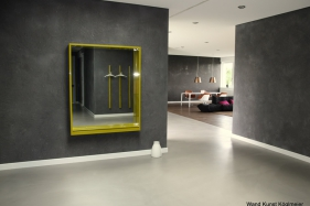 Pandomo® Floor plus im Eingangsbereich