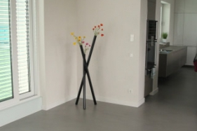 Pandomo® Floor plus im Küchenbereich