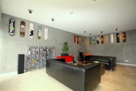 Pandomo® Wall im Wohnzimmer